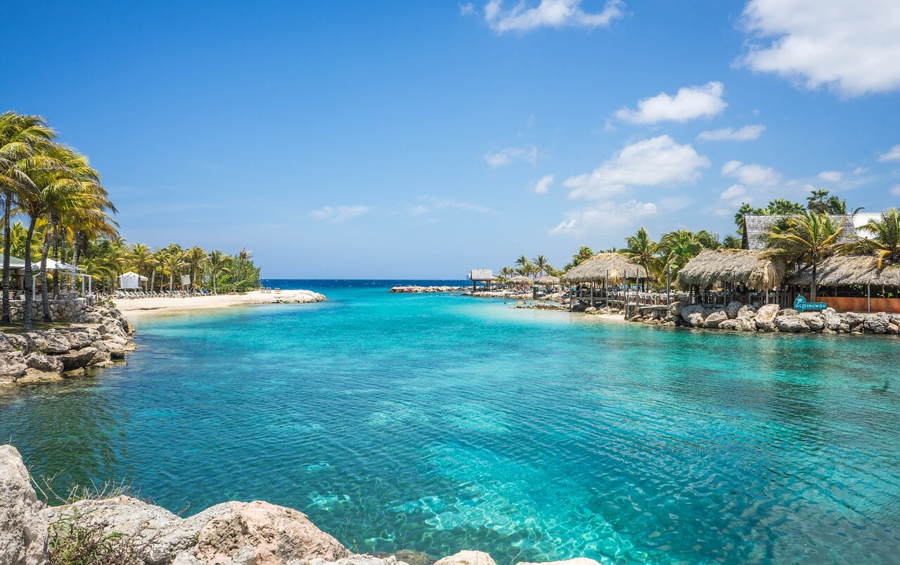 Retourticket Curacao in November
